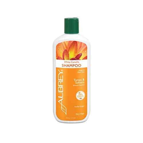 - Aubrey Organics - White Camelia Shampoo, 11 fl oz liquid