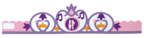 Mudpuppy At the Ballet Felt Crown Set by Mudpuppy