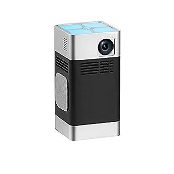 Amazon.com: Qucking Light Mini Projector, 1080P Projector ...