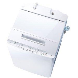 東芝 10.0kg 全自動洗濯機 グランホワイトTOSHIBA ZABOON AW-10SD7-W B07D655M5S
