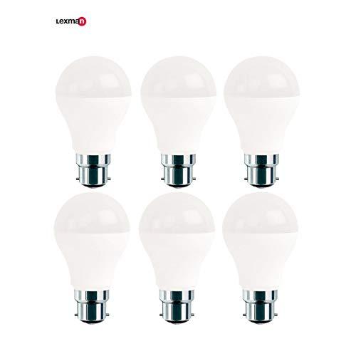 lexman - Bombilla estándar LED 15 W (équiv 100 W) B22 3000 K: Amazon.es: Iluminación