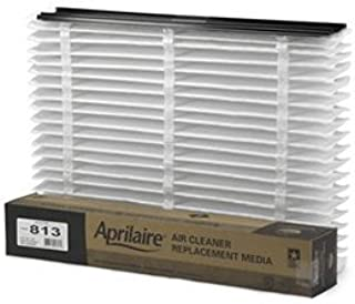 product image for Aprilaire 813 Pleated Filter Media for Air Cleaner (20 x 25) (2 Pack)