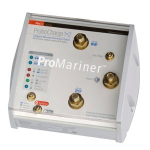 ProMariner ProIsoCharge Battery Isolator 250Amp 1-Alt 2-Bat - 12V (41453) (Amp 3 250 Battery 250/3)