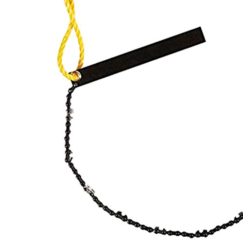 YaeTek Rope-and-Chain Saw - 48 Inch High Reach Limb Hand Chain Saw - Comes with Ropes, Throwing Weight Pouch Bag (48 Inch) by YaeTek (Image #8)