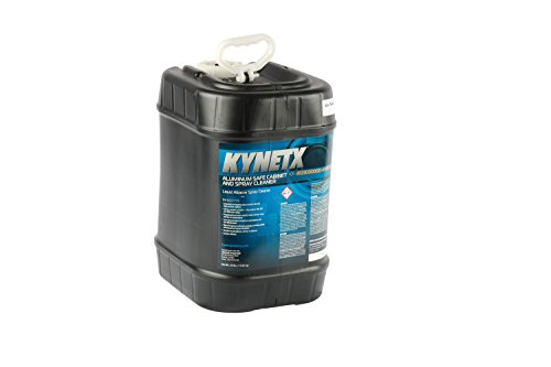 Kynetx Alum Safe Cabinet & Spray - 5-Gal Pail, 4103000000-KN5006, Spray Cleaner, Aluminum, Cast Iron, Carbon Steel, Tool Steel, Stainless Steel Cleaner, Low Foaming, Heavy Duty Cleaners by Kynetx (Image #1)