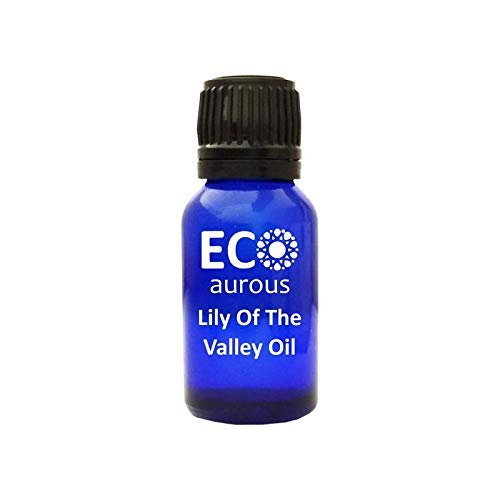 Lily Of The Valley Oil (Convallaria Majalis) 100% Natural, Organic, Vegan & Cruelty Free Lily Of The Valley Fragrance Oil | Pure Lily Of The Valley Oil By Eco Aurous (0.33 oz, 10 ml) (Lily Of The Valley Essential Oil Fragrance)