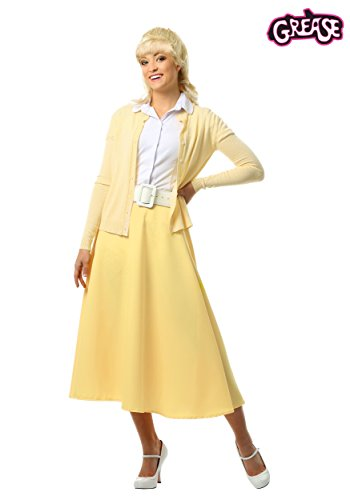 [Plus Size Grease Good Sandy Costume 2X] (Sandy Grease Costume Shirt)