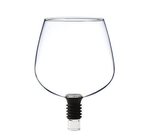 31W 2BVLi2BqL - Guzzle Buddy It Turns Your Bottle of Wine Into Your Wine Glass