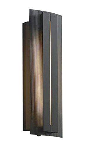 コイズミ照明 人感センサ付ポーチ灯 マルチタイプ ダークグレーメタリック塗装 AU40241L B00KVWKISQ 15689