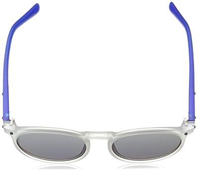 Calvin Klein Unisex-Adult R740s R740S-970 Round Sunglasses