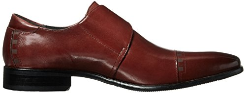 Stacy Adams Men's Macmillian-Cap Toe Monk Strap Slip-on Loafer Cinnamon websites for sale cheap sale sneakernews clearance in China outlet discount for cheap sale online 55oV1L7qXT