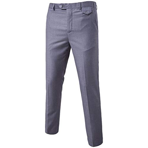 Droite Confortables Affaires Pants Tailles Classique Casual Slim Droit Et Jambe Costume Printemps Vêtements Automne Denim Loisir Hommes wBqP6I