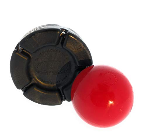 (CCM Sniper's Edge Hockey Stickhandling Combo - Skillz Ball, Speed)