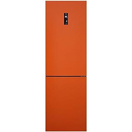 Haier C2FE636COJ Independiente 352L A+ Naranja nevera y congelador ...