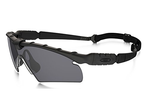 Oakley Military Oakley SI M Frame 2.0 Sunglasses One Size Black ~ Grey - Oakley Military Glasses