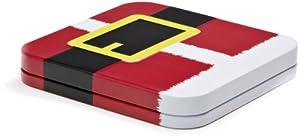 Amazon.com $50 Gift Card in a Santa Tin (Ho! Ho! Ho! Card Design)