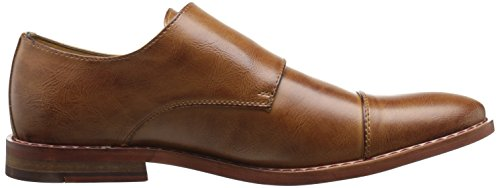 Call It Spring Men's Lovirani Monk Strap, Light Brown, 9.5 D US