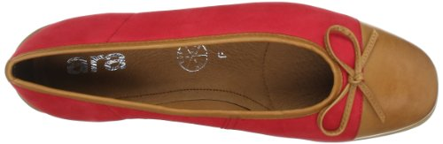ara Bari-Sport 12-33716-12 Damen Ballerinas Braun (saddle,rosso)