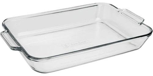 Anchor Hocking 77893 3-Quart Baking Dish Z1049FK