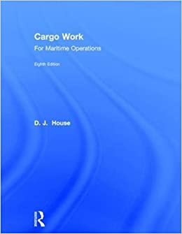 Book Cargo Work: For Maritime Operations