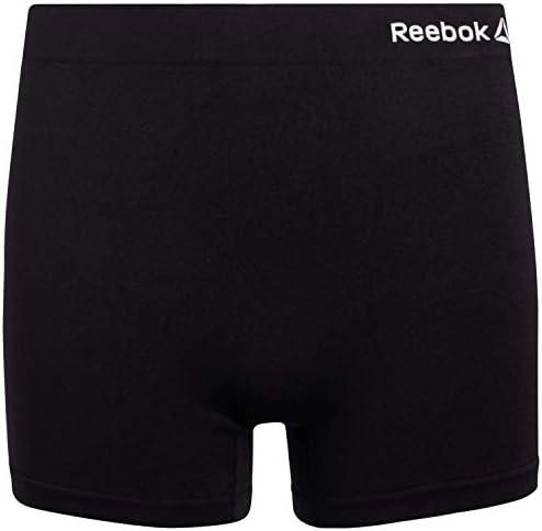 Reebok Girls Active Seamless Cartwheel Shorts 4 Pack