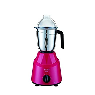 Preethi - MG225 Galaxy 750W Mixer Grinder 8