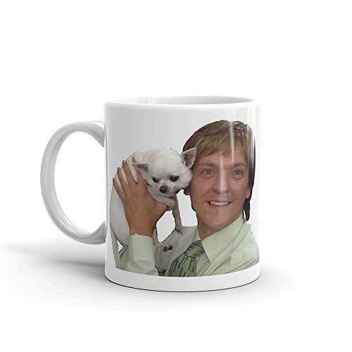 MR G Mug 11 Oz White Ceramic