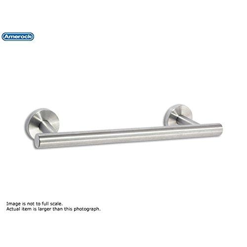 Amerock Arrondi 9 in. (229mm) Towel Bar Stainless Steel - BH26546SS good