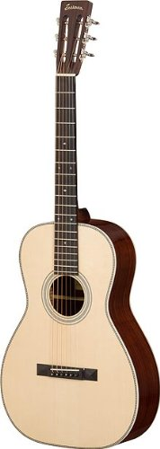 Eastman E20 Parlor Traditional Flattop Acoustic Guitar