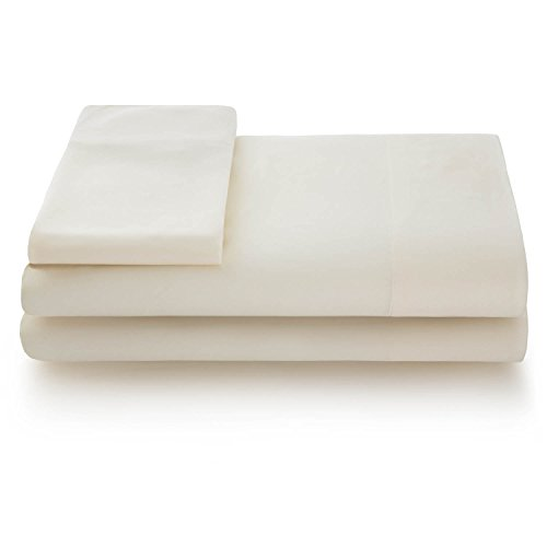 linenspa super soft rayon from bamboo bed sheet set deep pocket fit offwhite split queen