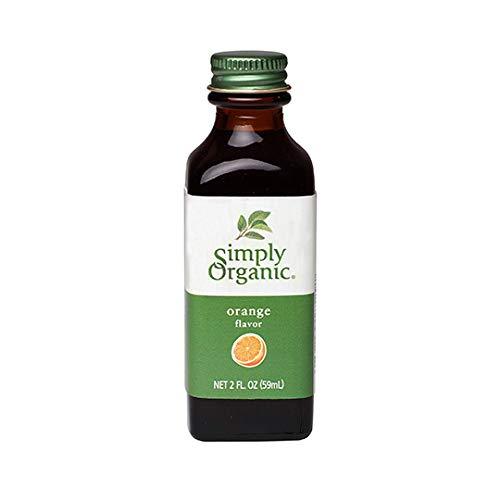 Simply Organic Orange Flavor, Certified Organic | 2 oz