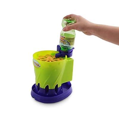 Gazillion Bubble Storm Bubble Making Machine: Toys & Games