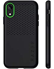 Razer Arctech Pro for iPhone XR Case: Thermaphene & Venting Performance Cooling - Wireless Charging Compatible - Drop-Test Certified up to 10 ft - Matte Black