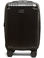 "Kenneth Cole 20"" Abs Expandable 8-Wheel Carry-on Luggage with Tsa Lock"