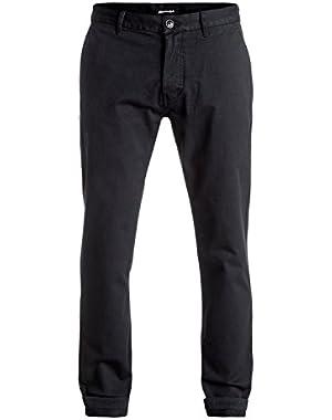 Mens Cropped - Chino Pants Chino Pants