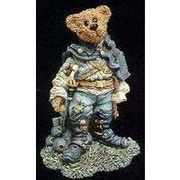 Boyds Bears & Friends the Bearstone Collection Stonewall...the