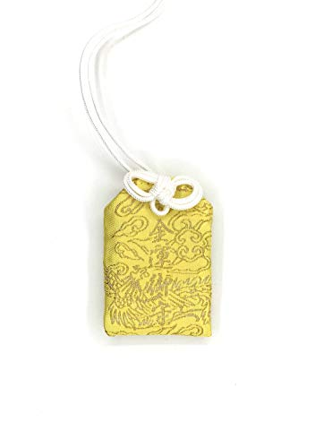 Japanese Omamori Amulet Lucky Charm Good Luck Charm for Good Fortune Economic Fortune ()