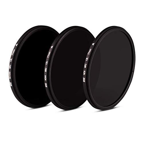 Gobe ND64 77mm MRC 12-Layer ND Filter