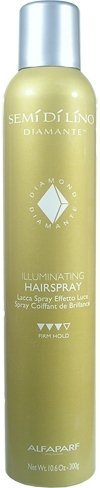Alfaparf Semi Di Lino Diamante Illuminating Hairspray 10.6oz (Di Lino Illuminating Hair Spray)