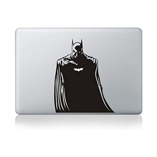 Cool Colorful For Macbook Laptop Computer Wall Skin Decal Stickers BUY 2 GET 1 (Batman Dark Knight, Fit 13