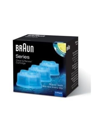 Braun Serie Clean & Renew Cartucho, fórmula ...