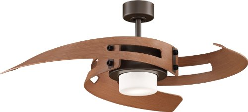 (Fanimation Avaston - 52 inch - Oil-Rubbed Bronze with Light Kit and Remote  - FP6210OB)