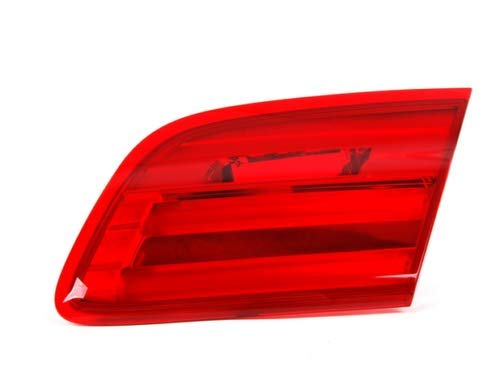 FLAMEER 2 Pieces Genuine Right and Left Mirror Cover Cap Primed for BMW E90 E91 3-Series 2005-2008