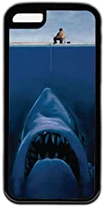 Shark Theme Iphone 5C Case by supermalls