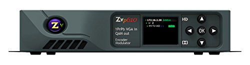 ZeeVee ZvPro610 Video Distribution Over Coax/VGA 1080P/I 720P 480P