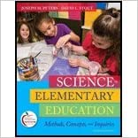 Science in Elementary Education (11th, 11) by Peters, Joseph M - Stout, David L [Paperback (2010)]