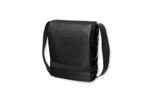 (Moleskine Classic Reporter Bag, Black (9.5 x 11.75 x 2.25))