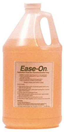 Application Spray EaseOn  Gallon Helps Eliminate Bubbling - Custom vinyl decal application spray