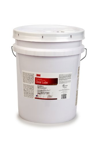 3M(TM) Wire Pulling Lubricant Gel WLC-5, 5-gal Pail, Clear, 1/Case by 3M