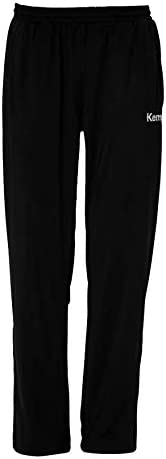 Kempa Adultos Classic K de pantalón Teamsport, Negro, 4x l